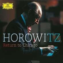 Vladimir Horowitz - Return to Chicago, 2 CDs