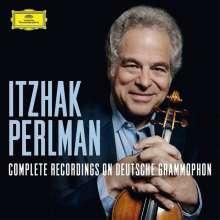 Itzhak Perlman - Complete Recordings on Deutsche Grammophon, 25 CDs