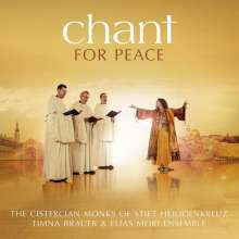 Chant For Peace, CD