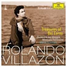 Rolando Villazon - Treasures of Bel Canto, CD
