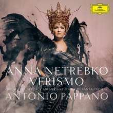 Anna Netrebko – Verismo, CD