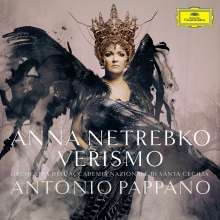 Anna Netrebko – Verismo, 2 LPs