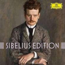 Jean Sibelius (1865-1957): Sibelius Edition (DGG), 14 CDs
