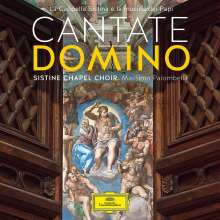 Cappella Sistina - Cantate Domino, CD