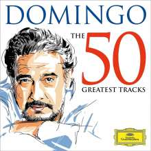 Placido Domingo - The 50 Greatest Tracks, 2 CDs