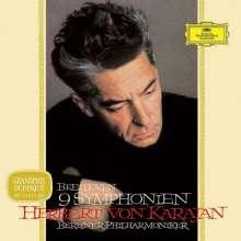 Ludwig van Beethoven (1770-1827): Symphonien Nr.1-9 (180g, limitierte und nummerierte Deluxe-Ausgabe), 8 LPs