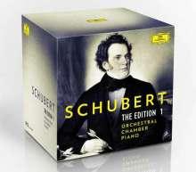 Franz Schubert (1797-1828): The DG-Edition 1 - Orchesterwerke, Kammermusik, Klavierwerke, 39 CDs