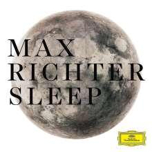 Max Richter (geb. 1966): Sleep, 9 CDs