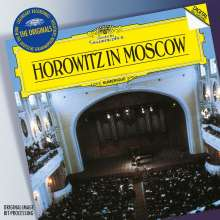 Horowitz in Moscow 1985, CD