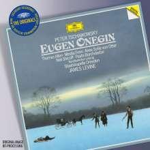 Peter Iljitsch Tschaikowsky (1840-1893): Eugen Onegin, 2 CDs