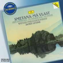 """Bedrich Smetana (1824-1884): Mein Vaterland (incl.""""Die Moldau""""), CD"""