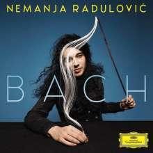 Nemanja Radulovic - Bach, CD