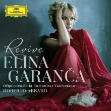 Elina Garanca - Revive, CD