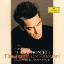 Ludwig van Beethoven (1770-1827): Symphonien Nr.1-9, Blu-ray Audio