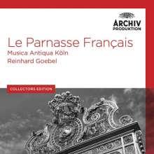 Le Parnasse Francais - Französische Barockmusik, 10 CDs