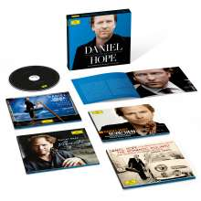 Daniel Hope - It's me (The Baroque & Romantic Albums), 4 CDs