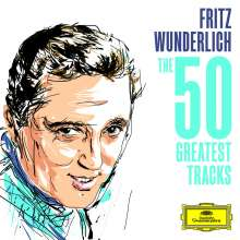 Fritz Wunderlich - The 50 Greatest Tracks, 2 CDs