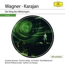 Richard Wagner (1813-1883): Der Ring des Nibelungen, 14 CDs