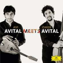 Avital Meets Avital, CD