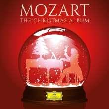 Mozart - The Christmas Album, CD