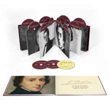 Frederic Chopin (1810-1849): The Complete Chopin Deluxe Edition, 20 CDs
