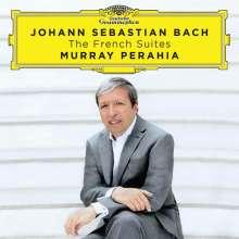 Johann Sebastian Bach (1685-1750): Französische Suiten BWV 812-817, 2 CDs