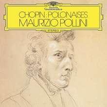 Frederic Chopin (1810-1849): Polonaisen Nr.1-7 (180g), LP