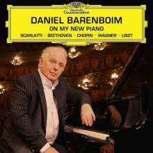 Daniel Barenboim - On My New Piano, CD