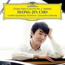 Frederic Chopin (1810-1849): Klavierkonzert Nr.1 (180g), 2 LPs