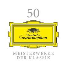 50 Meisterwerke der Klassik, 3 CDs