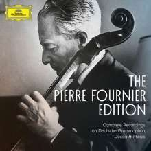 The Pierre Fournier Edition - Complete Recordings on Deutsche Grammophon, Decca & Philips, 24 CDs