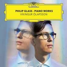Philip Glass (geb. 1937): Klavierwerke, CD