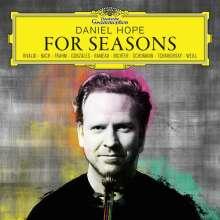 Daniel Hope - For Seasons, CD