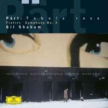 Arvo Pärt (geb. 1935): Symphonie Nr.3 (180g), 2 LPs