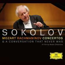 Grigory Sokolov - Mozart & Rachmaninoff, CD