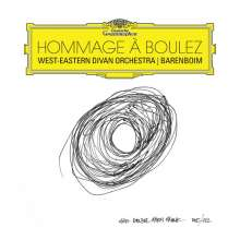 Pierre Boulez (1925-2016): Daniel Barenboim - Hommage a Boulez, 2 CDs