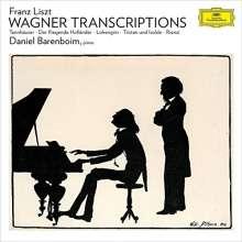 Daniel Barenboim - Wagner-Transkriptionen (180g), LP