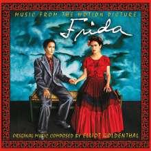Elliot Goldenthal (geb. 1954): Filmmusik: Frida (remastered) (180g), LP