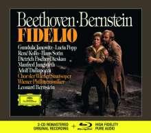 Ludwig van Beethoven (1770-1827): Fidelio op.72 (Deluxe-Ausgabe mit Blu-ray Audio), 2 CDs