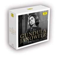 The Gundula Janowitz Edition, 14 CDs