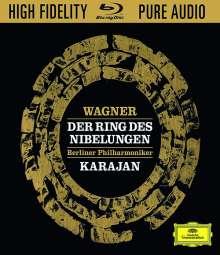 Richard Wagner (1813-1883): Der Ring des Nibelungen (Blu-ray Audio), Blu-ray Audio
