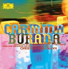 Carl Orff (1895-1982): Carmina Burana (180g), LP