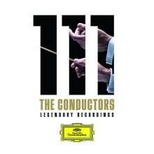 The Conductors - Legendary Recordings (DGG 111), 40 CDs