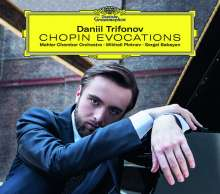 Daniil Trifonov - Chopin Evocations, 2 CDs