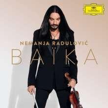 Nemanja Radulovic - Baika, CD