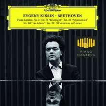 Ludwig van Beethoven (1770-1827): Klaviersonaten Nr.3,14,23,26,32, 2 CDs