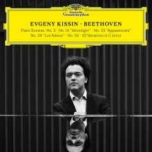 Ludwig van Beethoven (1770-1827): Klaviersonaten Nr.3,14,23,26,32 (180g), 3 LPs