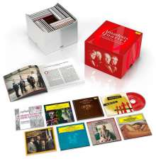 Amadeus Quartett - The Complete Recordings on Deutsche Grammophon, Decca & Westminster, 70 CDs
