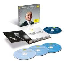 Ludwig van Beethoven (1770-1827): Symphonien Nr.1-9 (Deluxe-Ausgabe mit Blu-ray Audio), 5 CDs