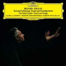 Richard Strauss (1864-1949): Tod & Verklärung op.24 (180g), LP